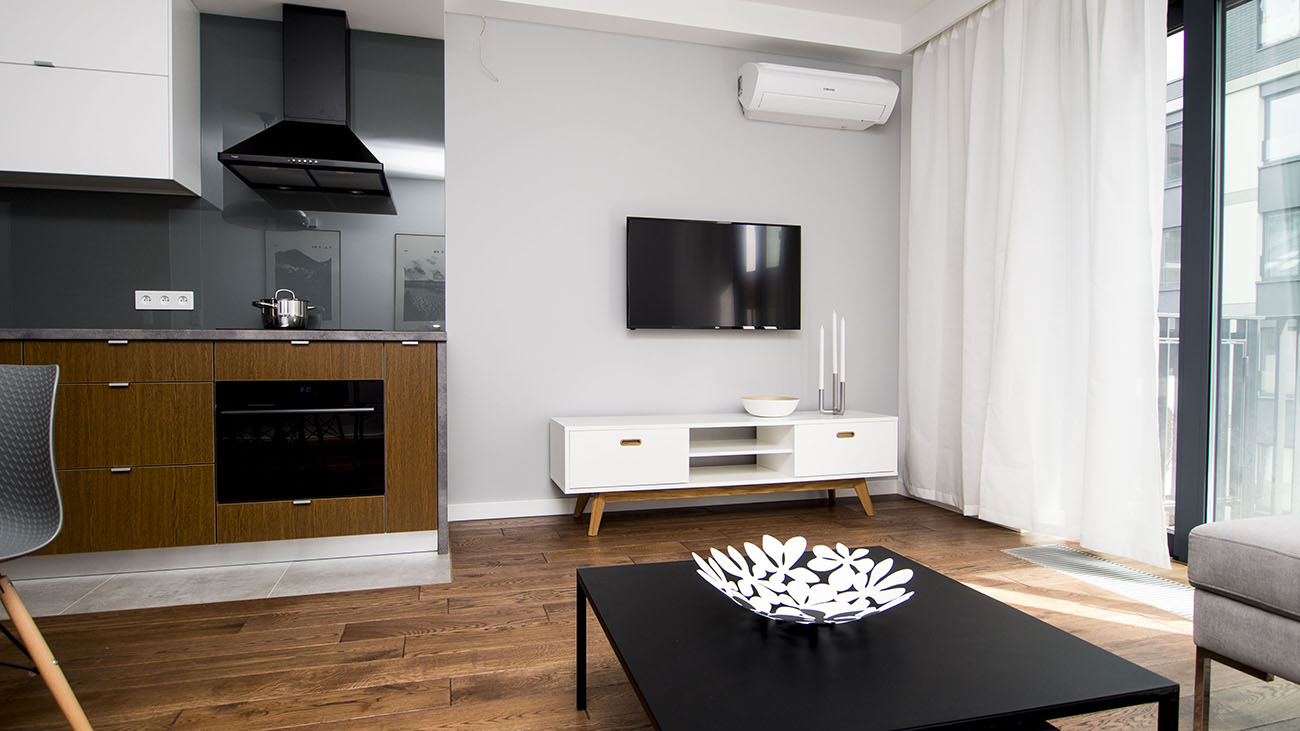 Santiago (Wawrzynca 19) Apartment in Kazimierz district, Two bedroom premium apartment - LANDMARK APARTMENTS